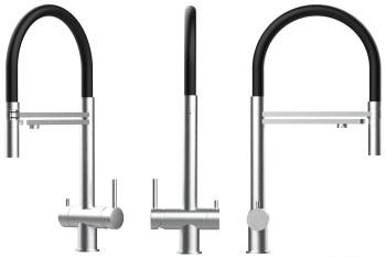 with detachable shower